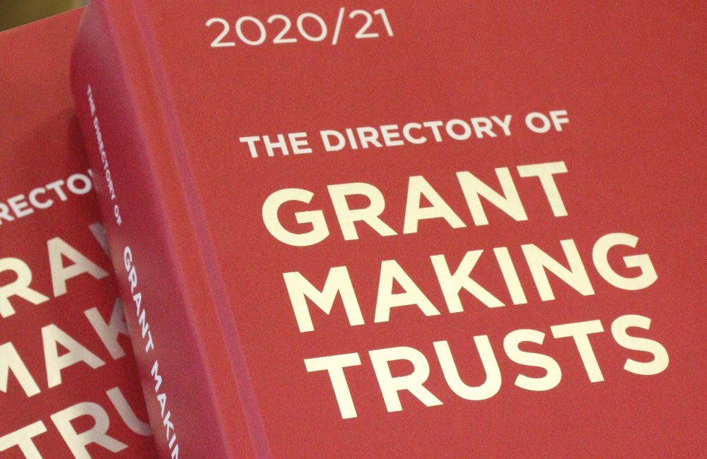 FundsOnline - The Directory of Grant Making Trusts 2020/21: out now