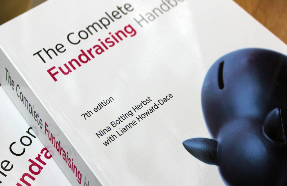 FundsOnline - The Complete Fundraising Handbook: new edition out now
